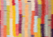 LOOM RUGS OLD YARN KILIM